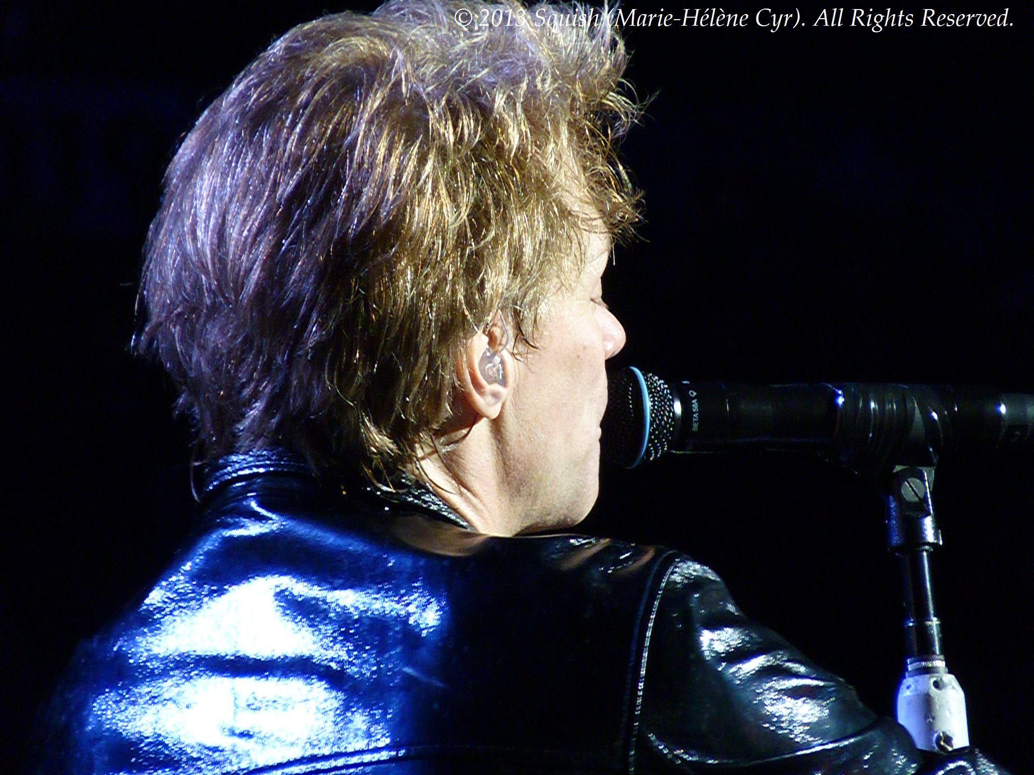 Bon Jovi - Air Canada Centre, Ontario, Canada (November 2, 2013)